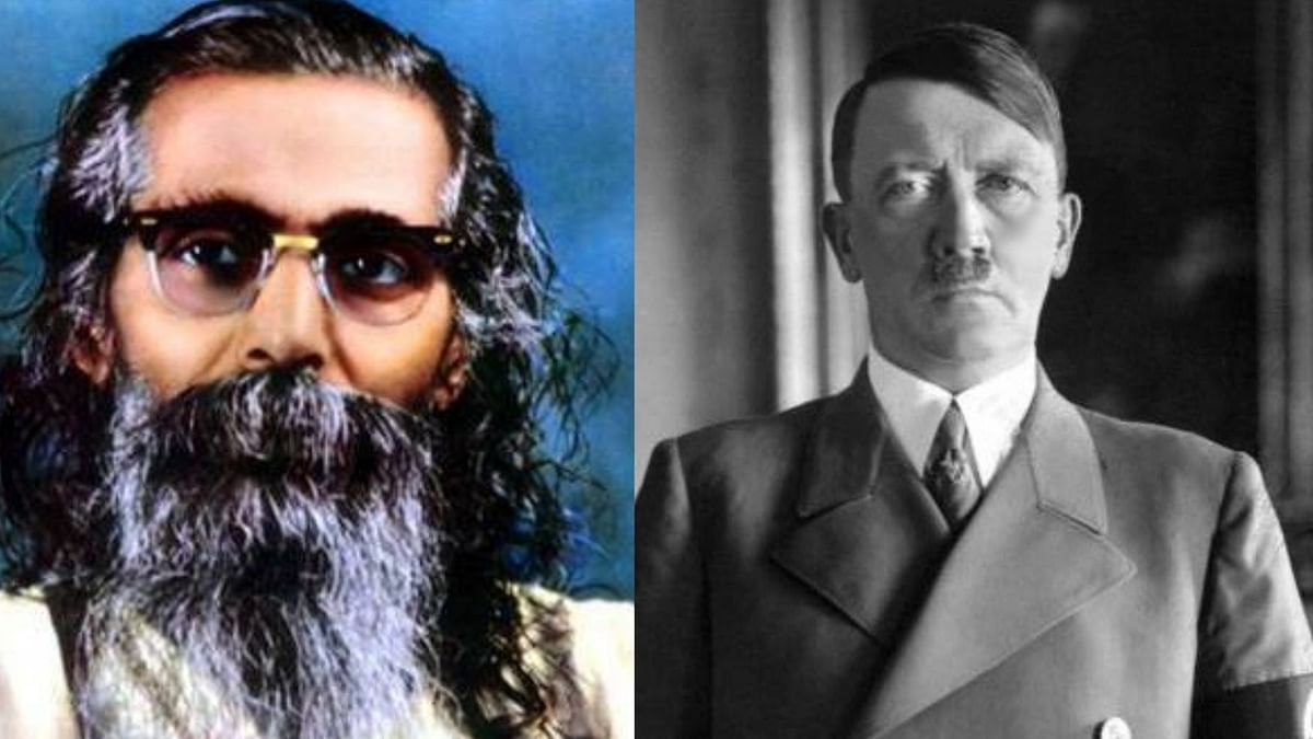 UP the 'best governed' state and 'Holocaust approver' Golwalkar a cultural icon?