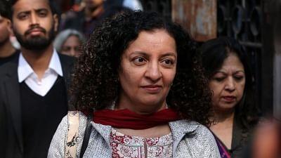 Journalist Priya Ramani (IANS Photo-File)