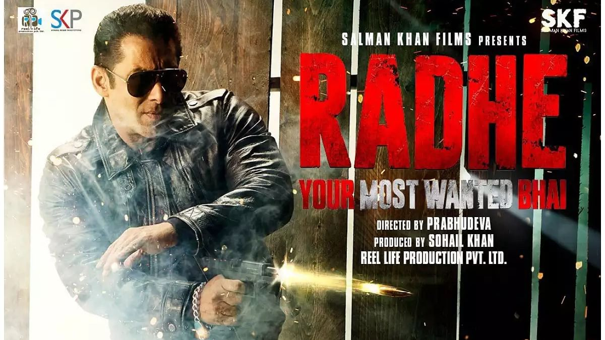 No OTT for Salman Khan's 'Radhe'