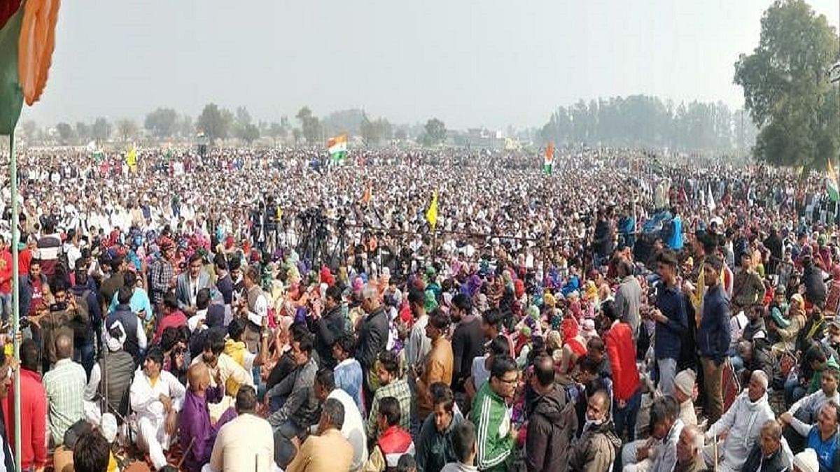 Farmers' protest: AIKS to hold mahapanchyats in Rajasthan next week