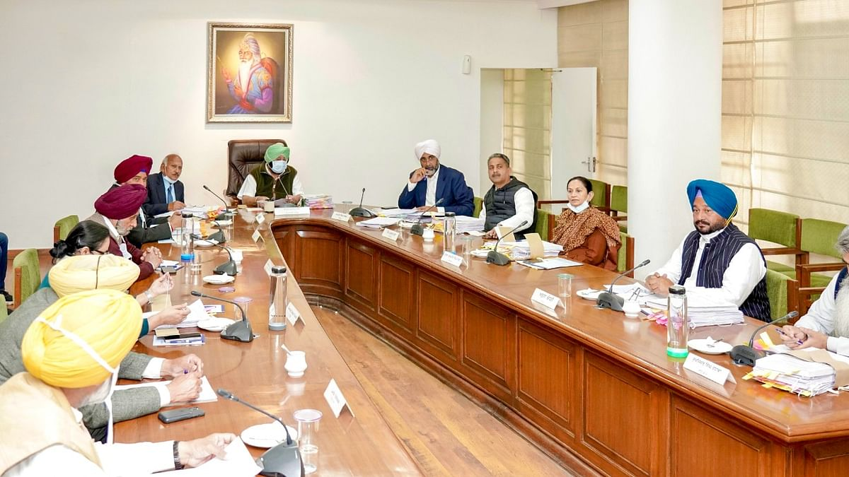 Punjab to amend Prison Act, 1894 to strengthen security in prisons and curb criminal acts by inmates