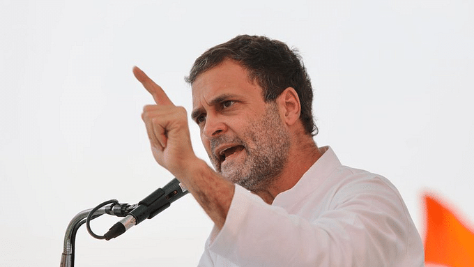 PM wants to 'hand over' entire agriculture business to his 'two friends', alleges Rahul Gandhi