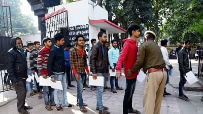 Class 12 exams begin in Bihar amid tight security, COVID-19 protocols