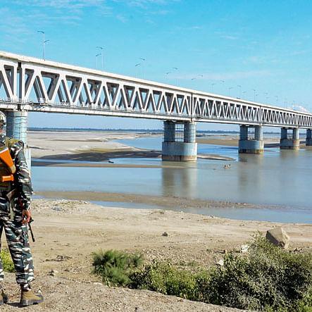 Bogibeel Bridge, Assam