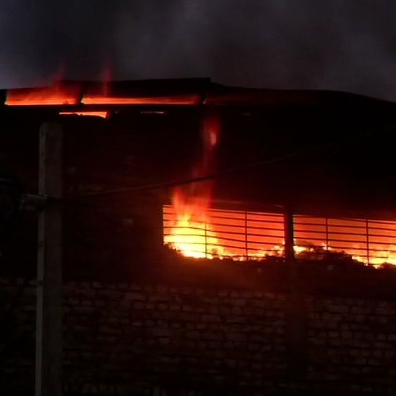 LIVE News Updates: Fire breaks out at a factory in Delhi's Pratap Nagar, one dead