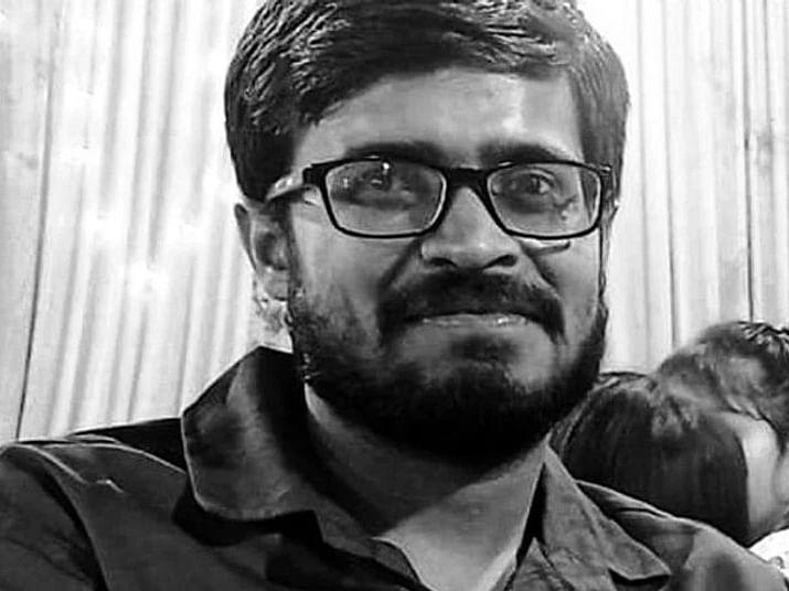 Dalit labour leader Shiv Kumar (Photo courtesy: Twitter/ @Article14live)