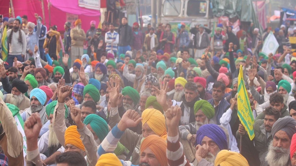 Chakka Jaam: Farmers in Punjab, Haryana block national, state highways