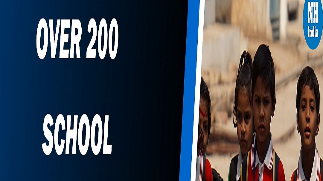 Over 200 school students test COVID-19 positive in Maharashtra