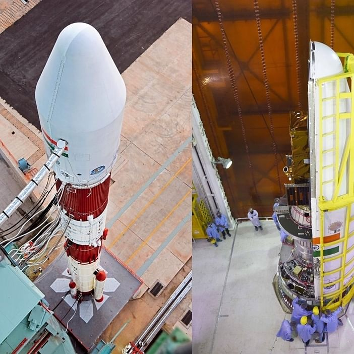 Countdown begins for PSLV rocket's one of longest missions