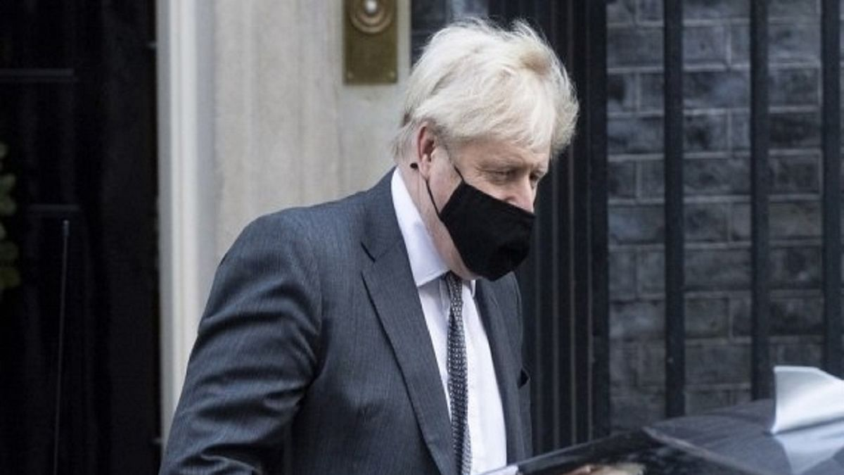 UK PM Johnson decides not to self-isolate after aide's positive COVID test; sparks Opposition anger