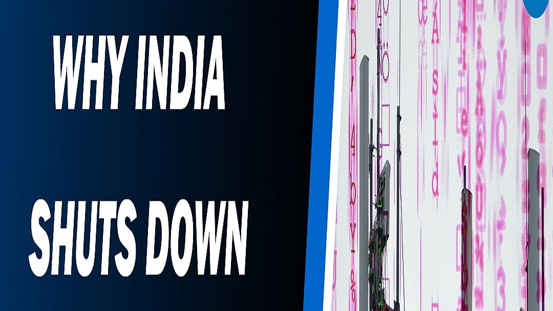 Over 400 internet lockdowns in last 4 years in India