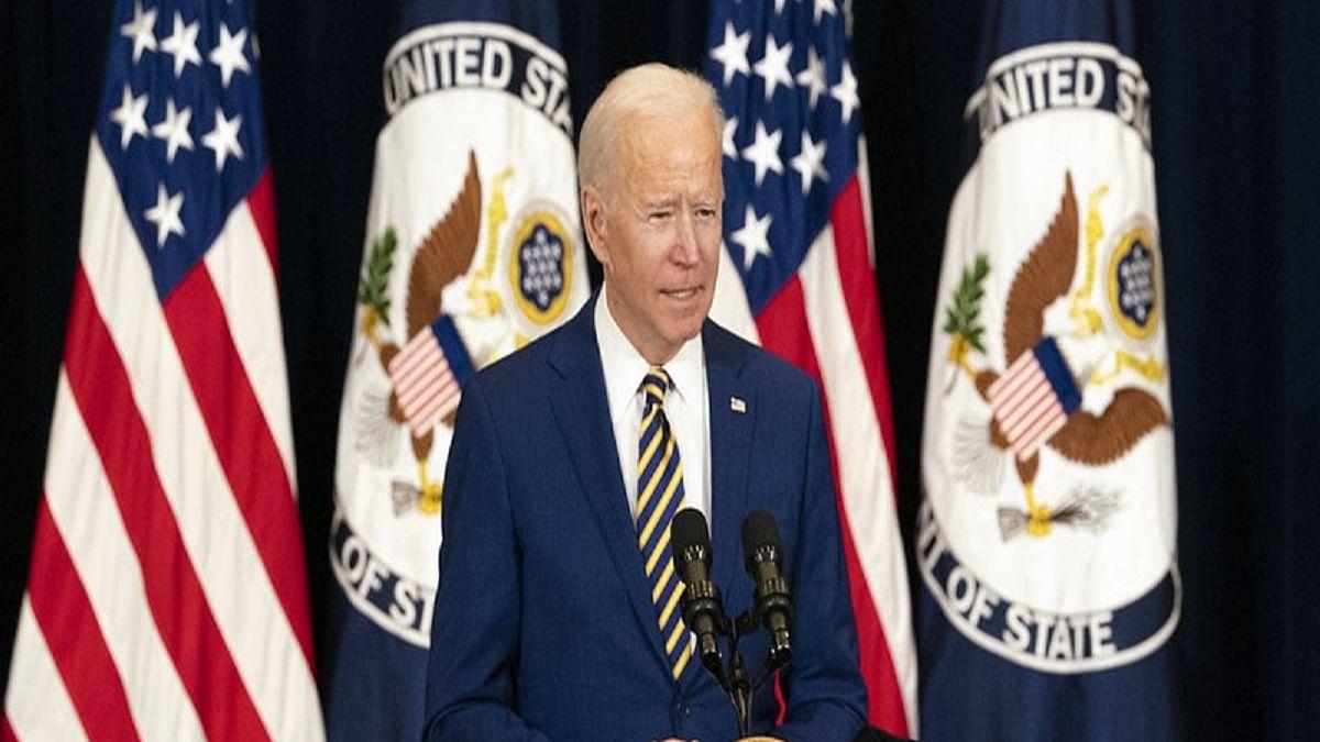 US President Joe Biden (Photo Courtesy: IANS)