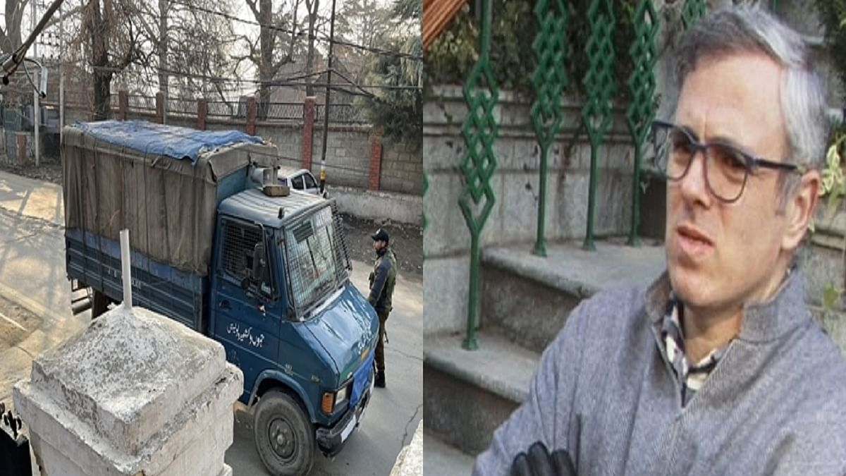 Omar claims he and Farooq 'locked' up at home, police clarifies