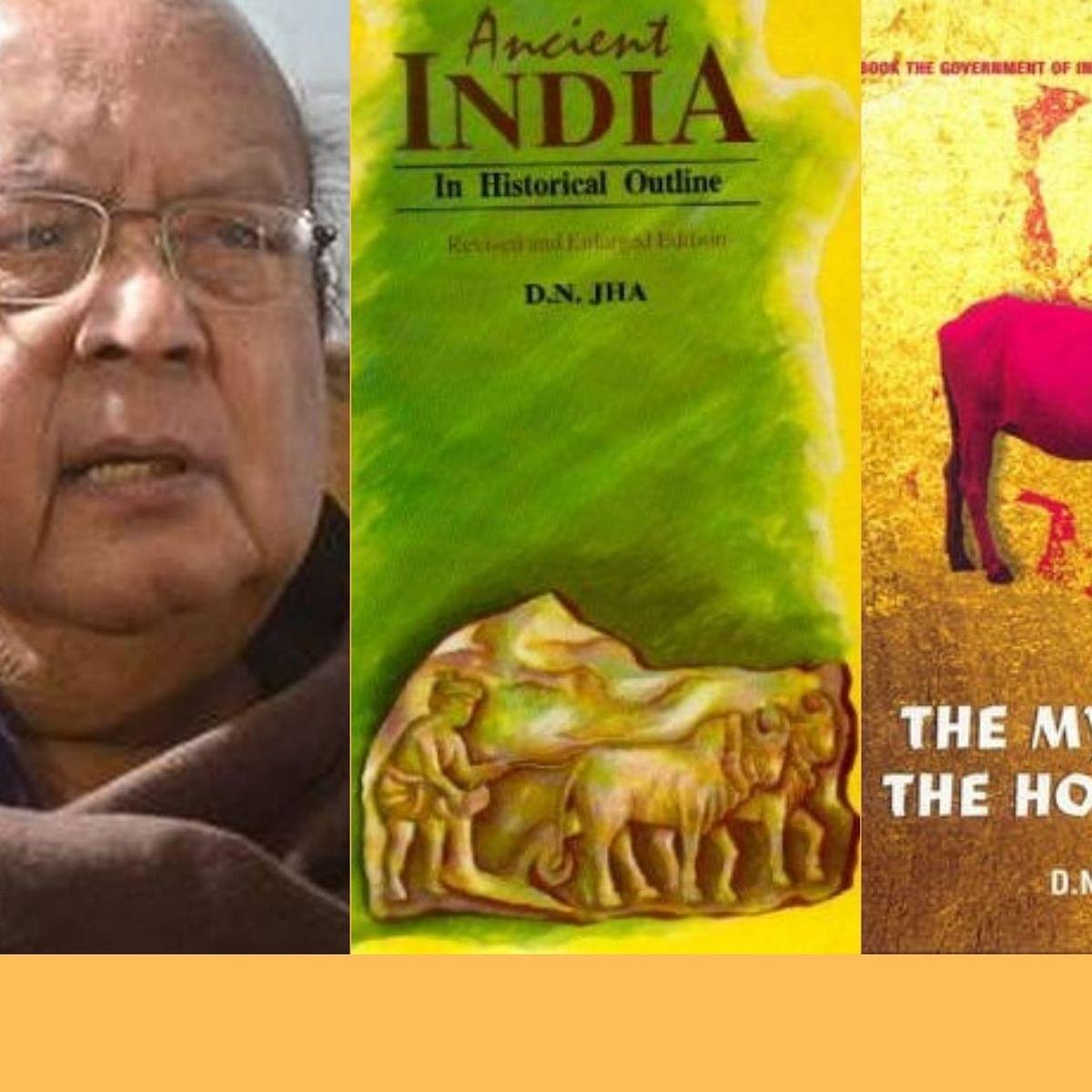 A tribute to Prof. Dwijendra Narayan Jha (1940-2021): A historian extraordinaire