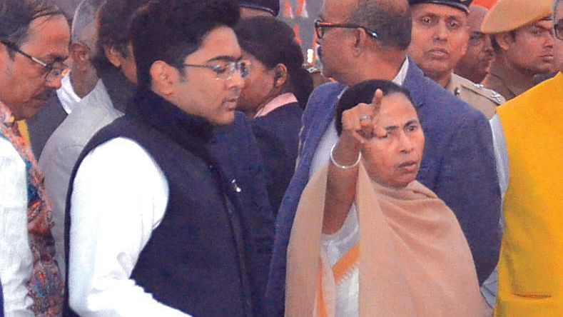 Why Mamata's silence is bad for her heir apparent Abhishek's image