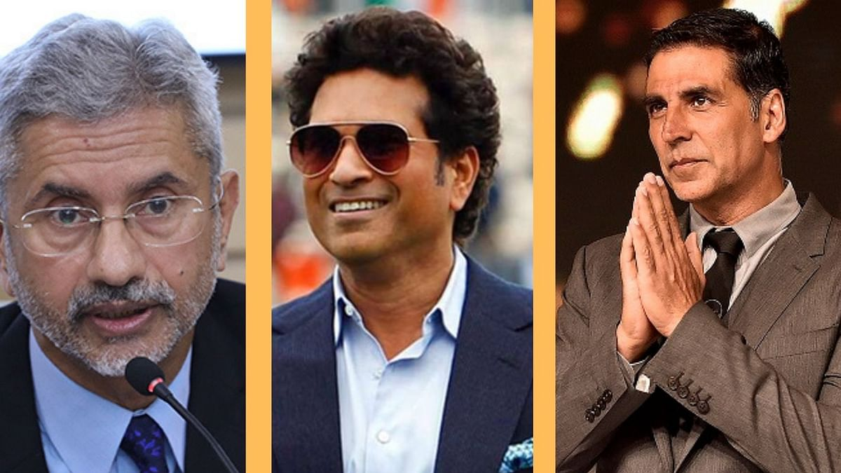 Why are the Government, Akshay Kumar and Sachin Tendulkar silent this time?