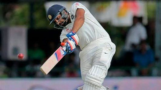 Indian batsman Rohit Sharma (Photo courtesy: Twitter)