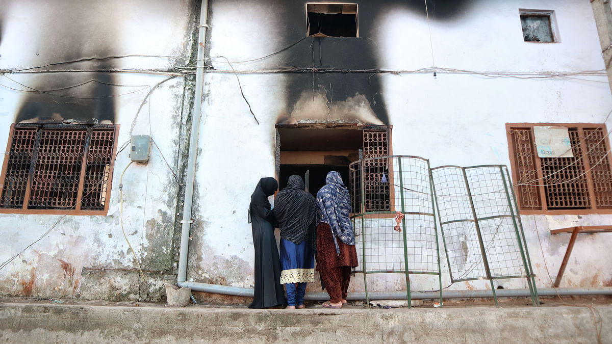 Another brutal facet of Communalism picks up: Victims are being paraded as culprits