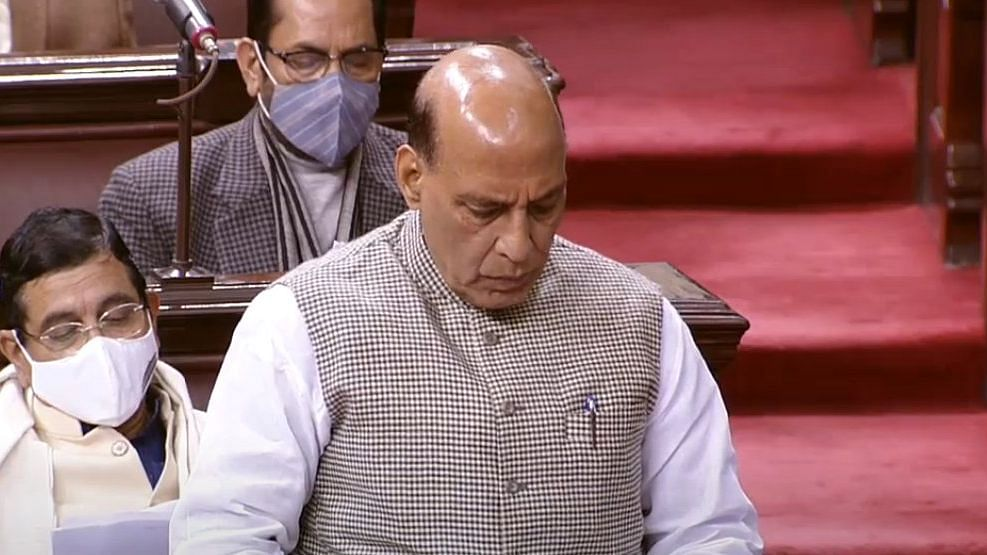 India, China reach pact on disengagement in Pangong lake areas in eastern Ladakh: Rajnath Singh