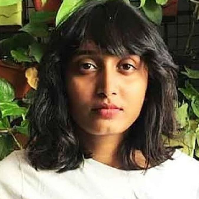 Climate activist Disha Ravi (Photo Courtesy: Social Media)