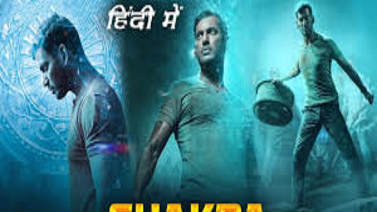'Chakra': Vishal's brooding presence in a fun film about cyber theft
