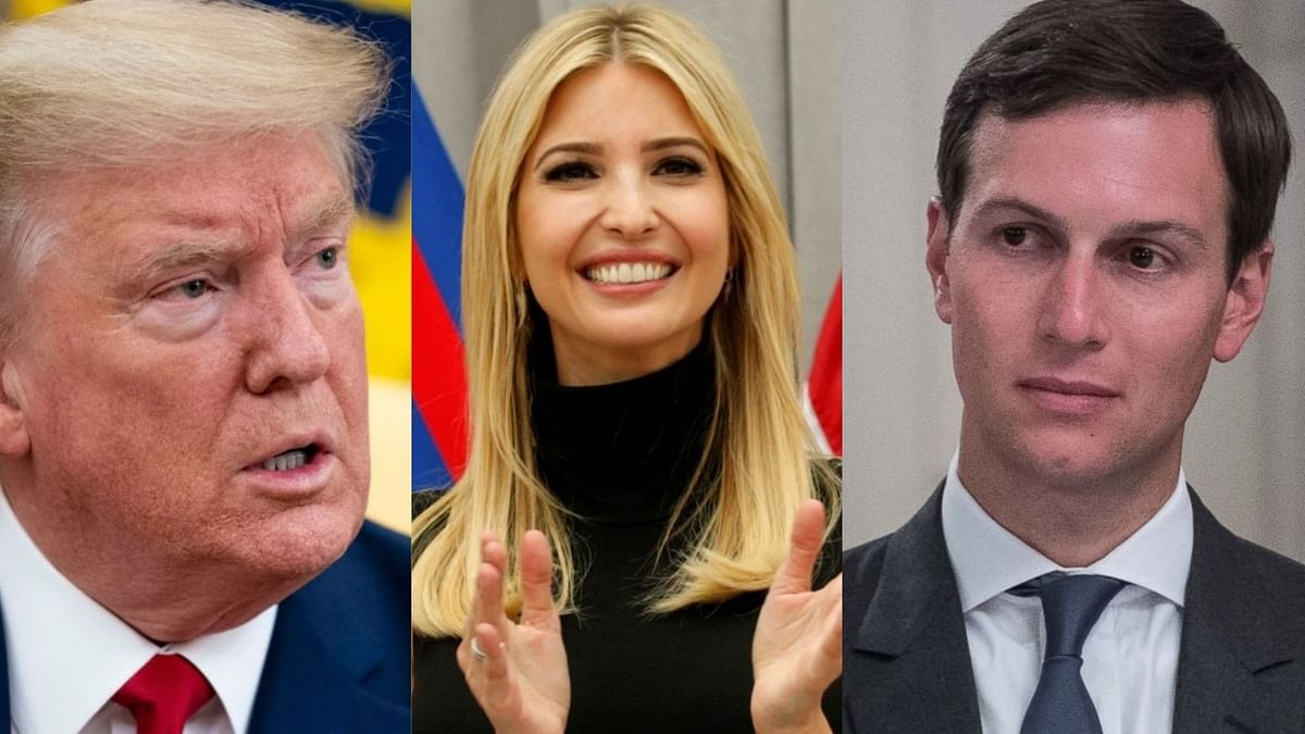 Donald Trump's daughter, son-in-law earned hundreds of millions while declining salary as White House advisors