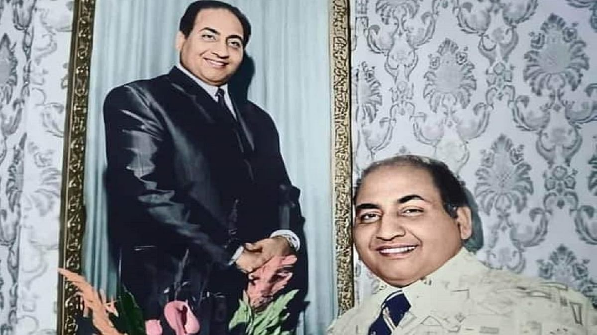 'Mohammed Rafi Musical Institute is a small tribute for my Dada-Abba,' says Fuzail Rafi