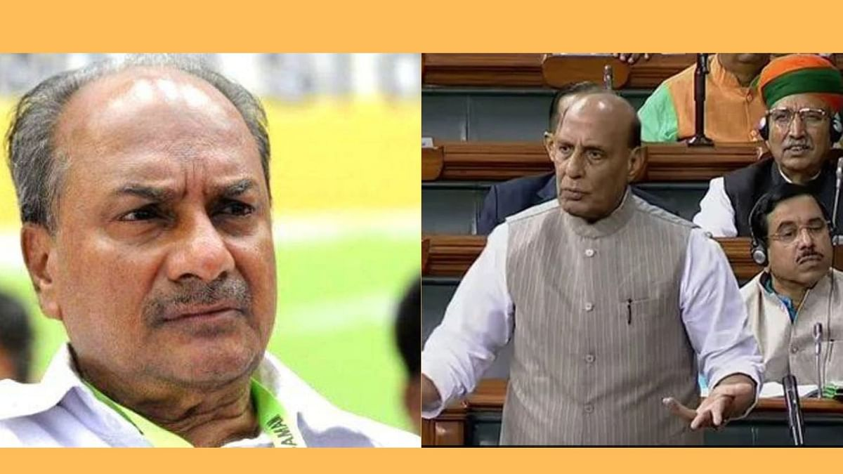 In Parliament, Antony seeks clarification from Defence minister Rajnath Singh over Indo-China disengagement