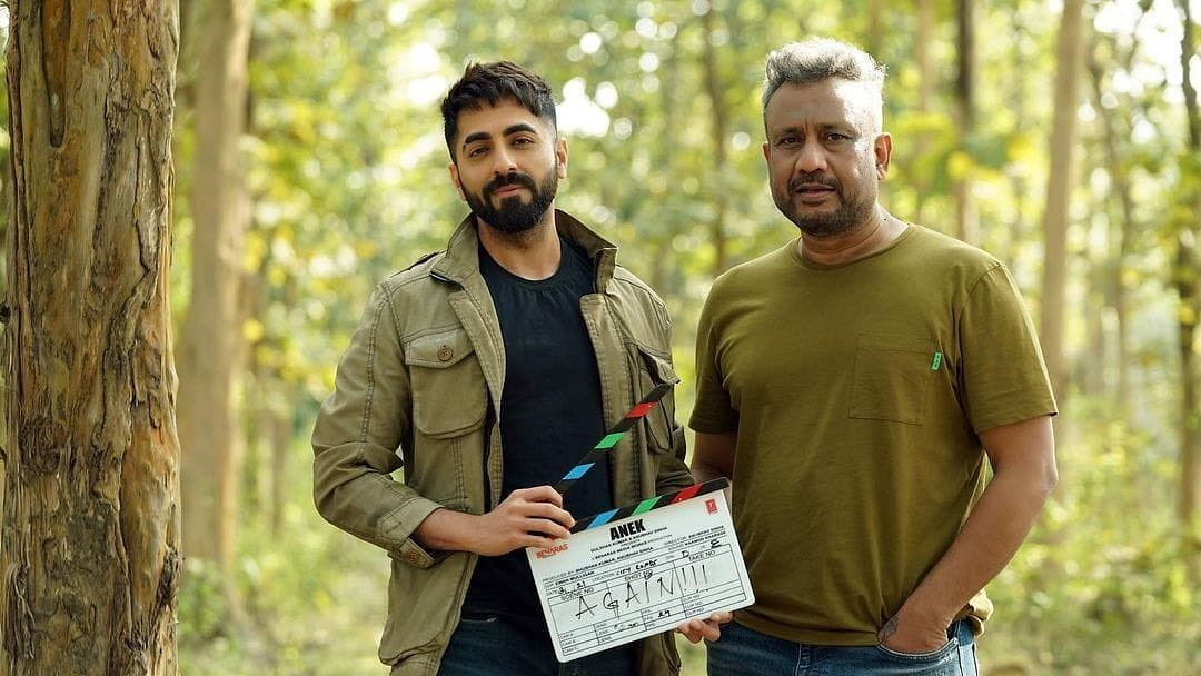 After 'Article 15', Anubhav Sinha & Ayushmann Khurrana come together for their next titled 'Anek'