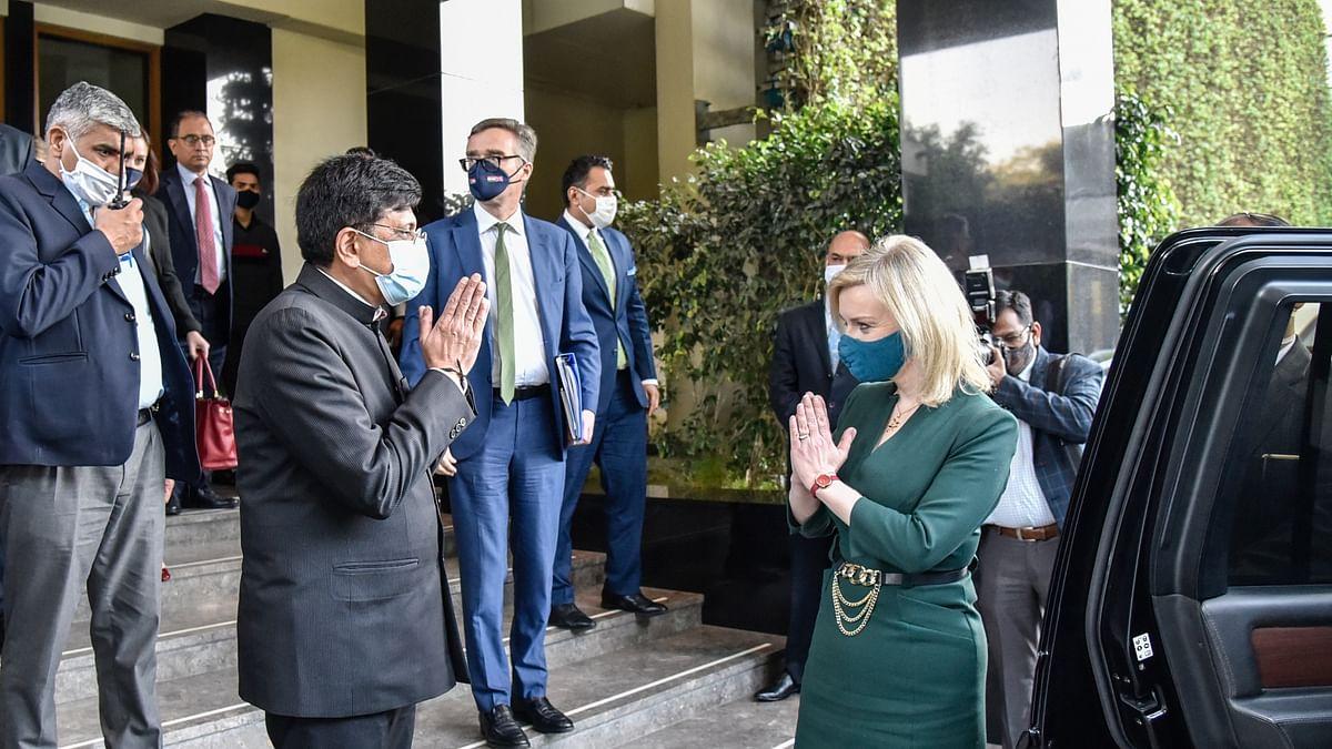 UK International Trade Secretary Liz Truss deepens trade ties during India visit