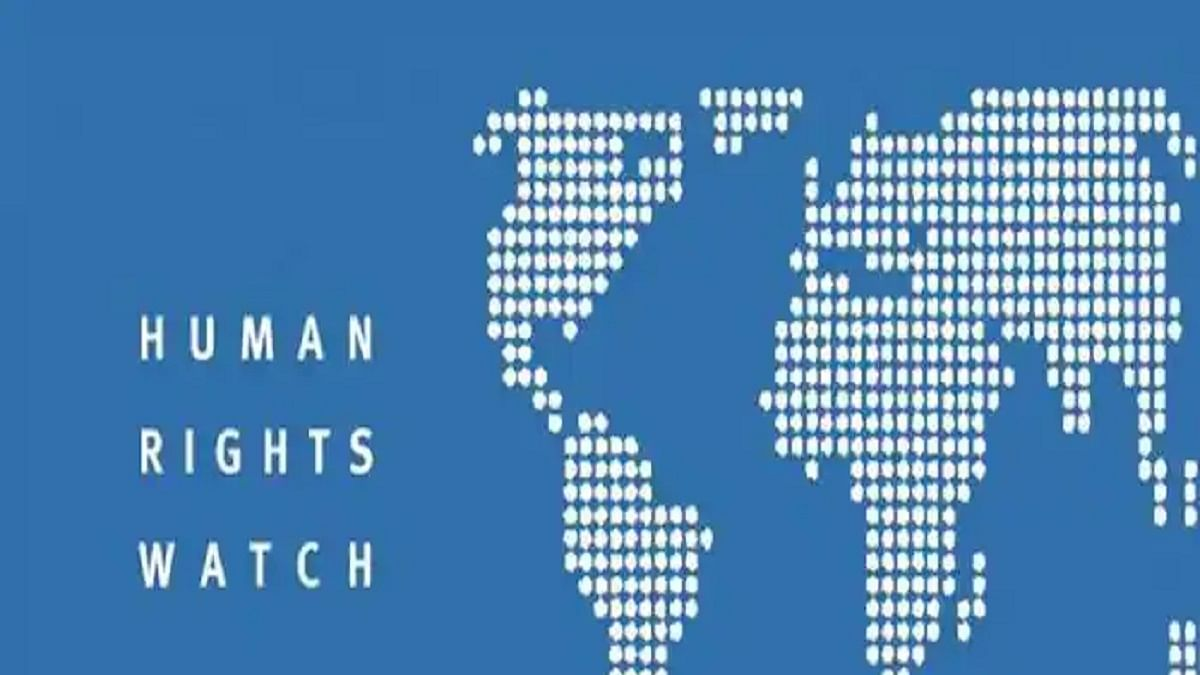 Human Rights Watch condemns police cases against journalists, calls for impartial probe into R-Day events