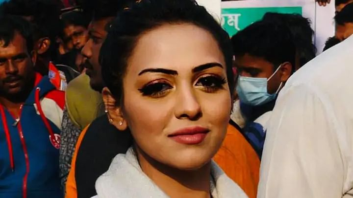 BJP youth wing leader Pamela Goswami, arrested earlier for cocaine possession, had named Rakesh Singh as a conspirator