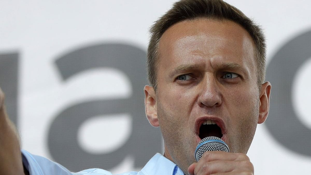 Over 5,000 arrested at pro-Navalny protests across Russia