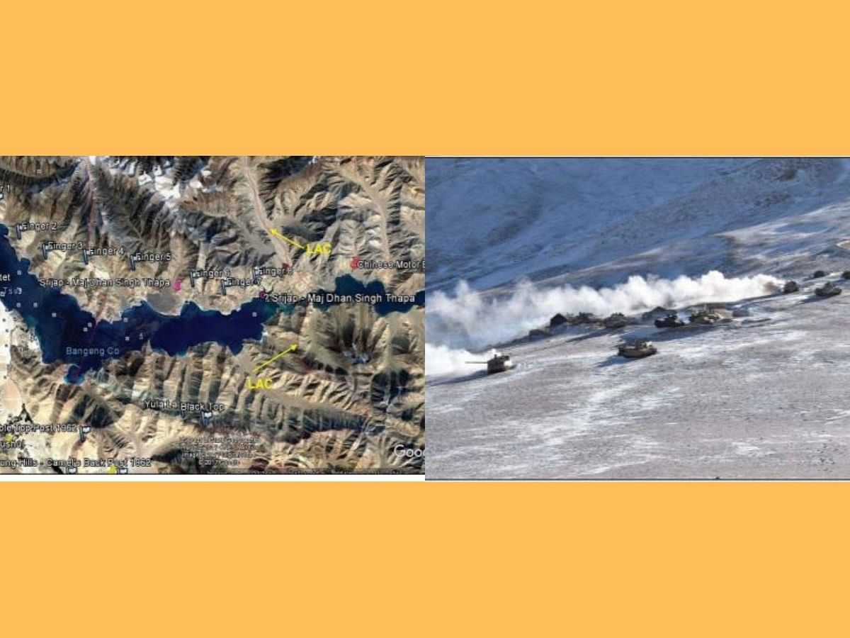 Has India ended up ceding land to China as part of the 'disengagement' in Ladakh?