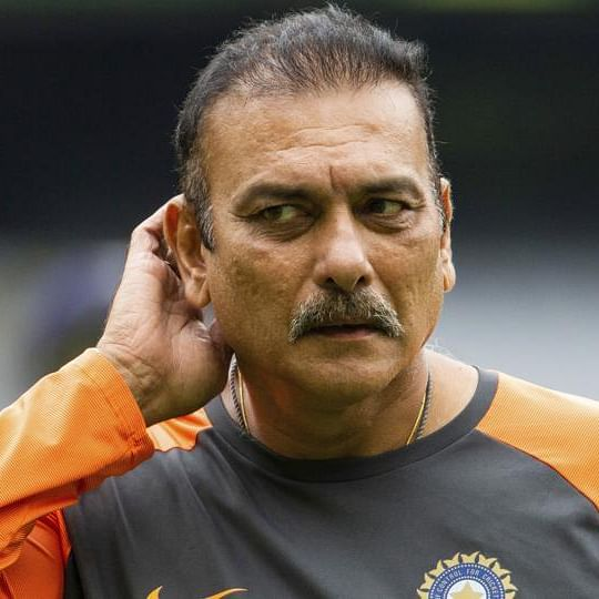 Surprisingly, Ravi Shastri indulges in 'banter' on social media
