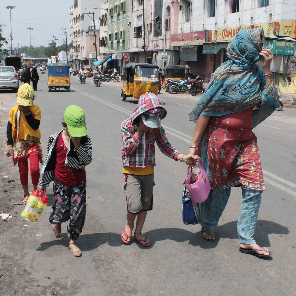 Above normal temperature in North-West, Eastern India: IMD