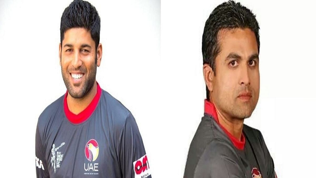 UAE players Naveed, Anwar banned by ICC for 8 years