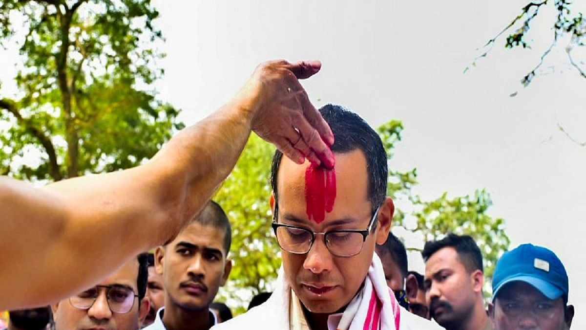 Will make Assam govt party to case against CAA in SC if voted to power: Gaurav Gogoi