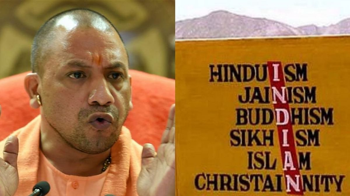 Yogi's diatribe against secularism is an affront to Indian Constitution