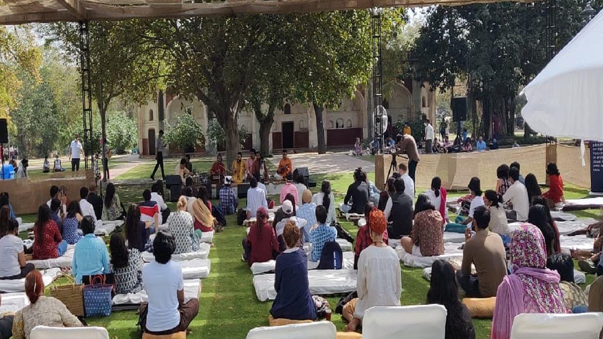 Heritage Walk: Stroll, shop, Sufi sonata at Sunder Nursery
