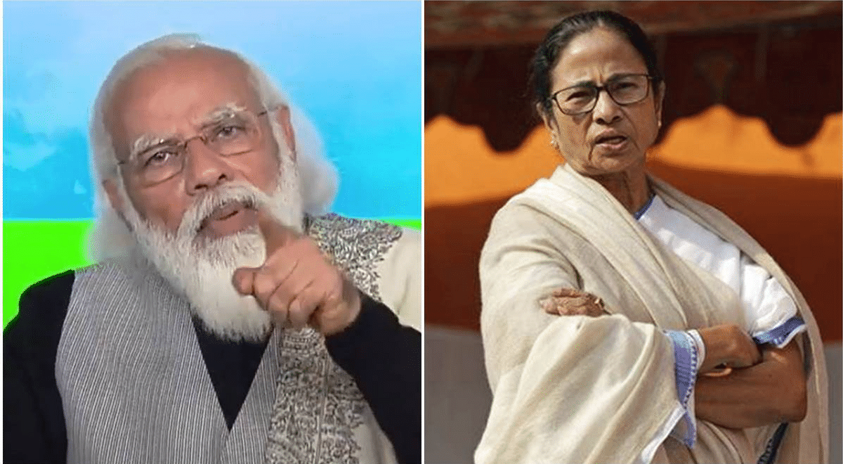 PM's 'Didi-o-Didi' cat call receives a tight slap in Bengal but will the lesson last or be lost ?