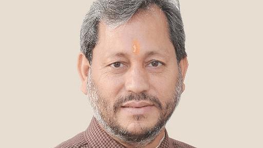Uttarakhand CM TS Rawat poised to quit, leaves for Dehradun