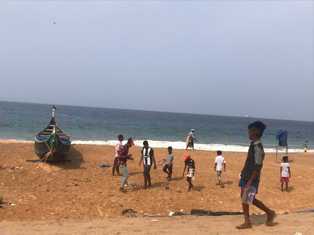A tale of woe and neglect along Thiruvanathapuram coast