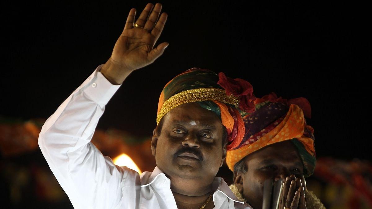 DMDK walks out of AIADMK-BJP alliance