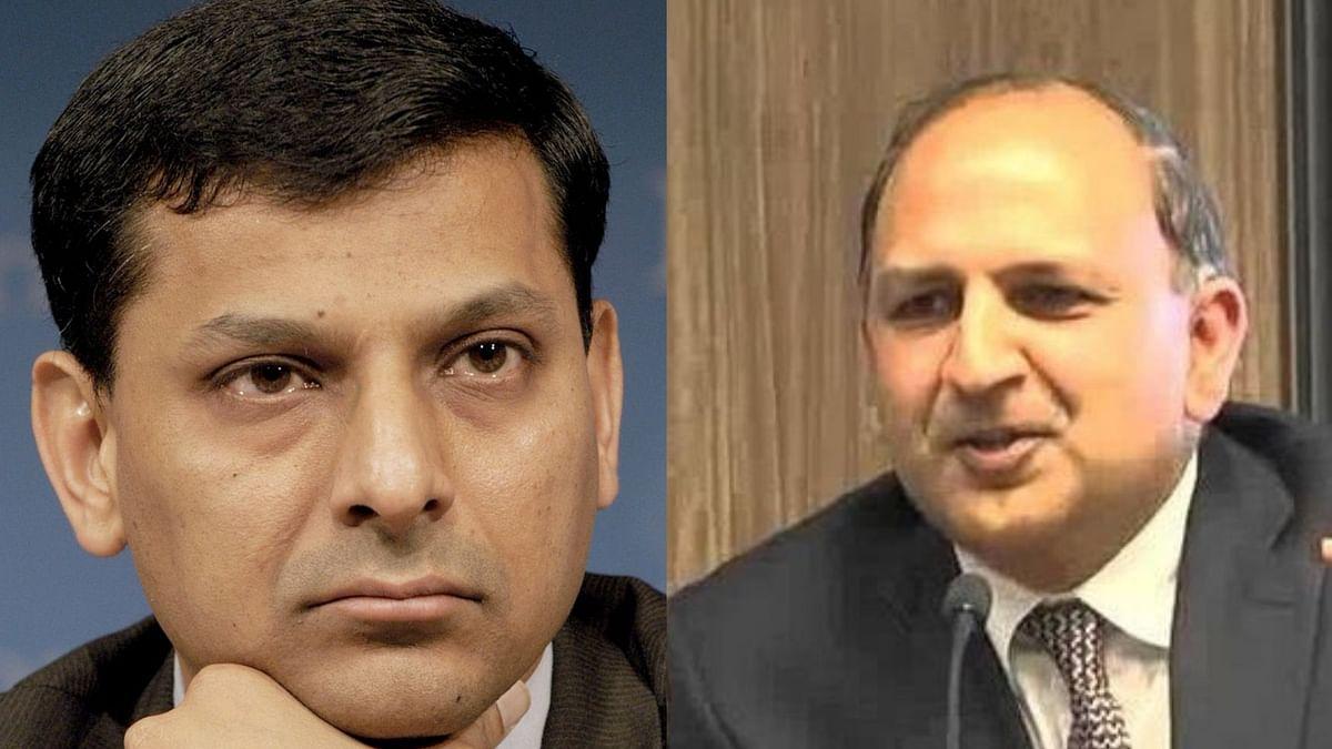 Eminent economist Raghuram Rajan (Left) and Pratap Bhanu Mehta (Right)