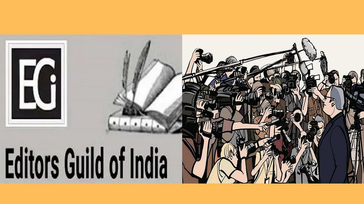 GoM report shows govt's draconian attitude against press: Editors Guild of India