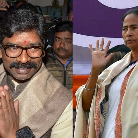 Hemant Soren lends his weight to Trinamool Congress, will campaign in West Bengal