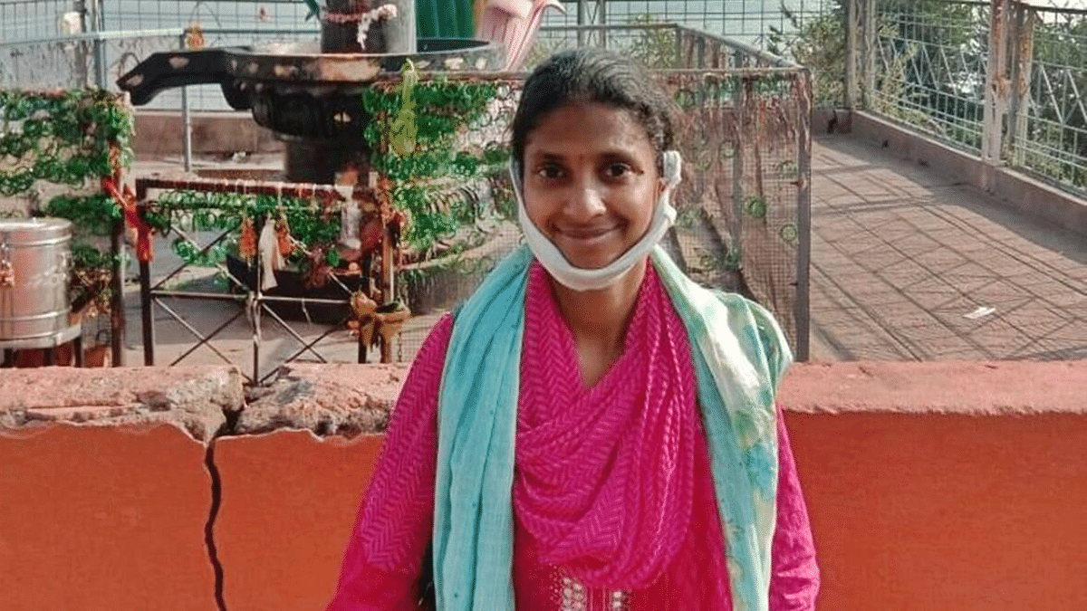 5 years after return to India, Geeta may have found her family