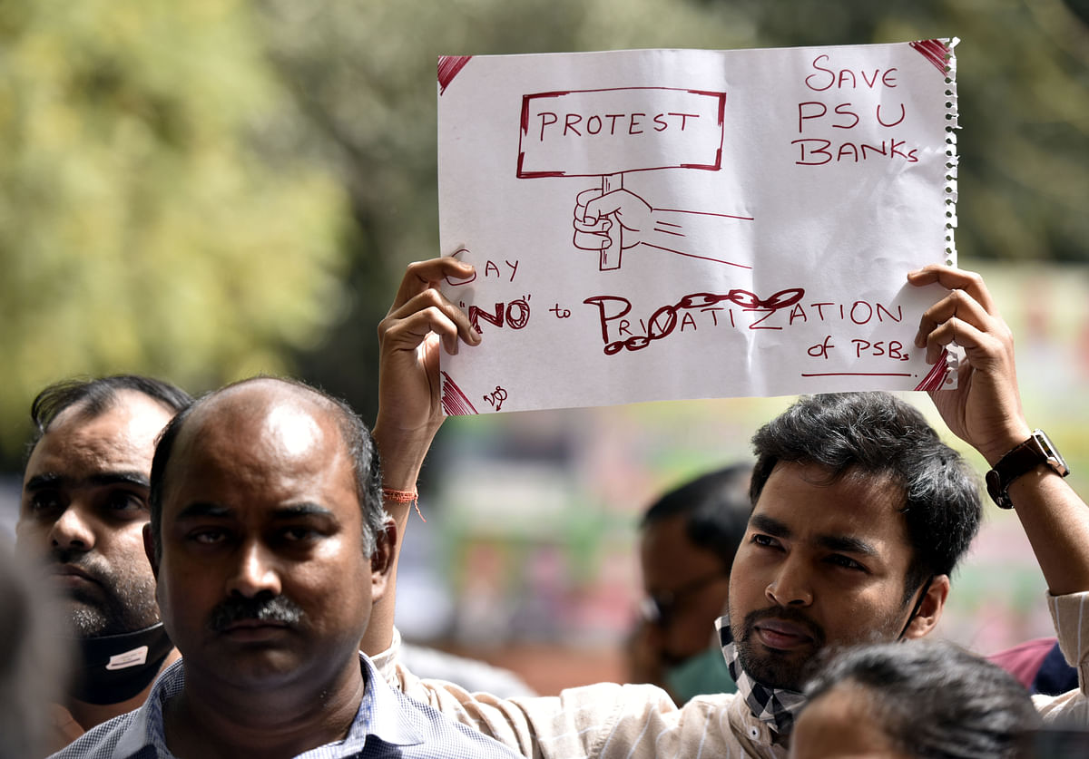 'Monetisation' plan: India put on sale by BJP govt, say workers' unions; call for nationwide protest on Oct 7