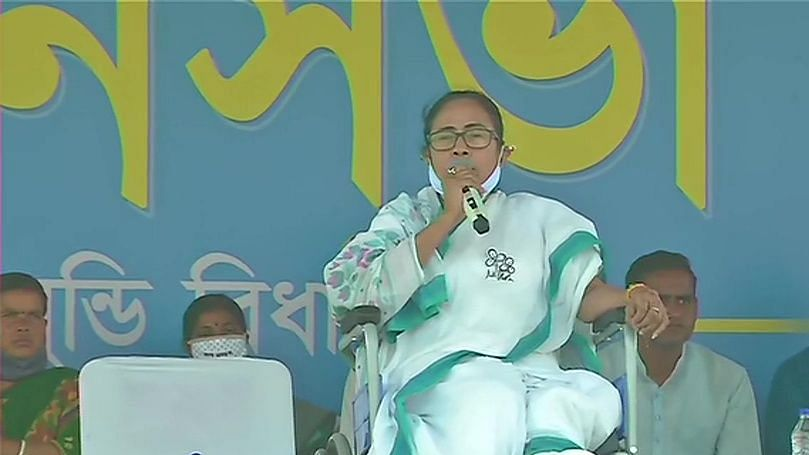 Conspiracies cannot stop me; will continue to fight BJP, says Mamata Banerjee